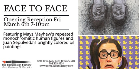 Face to Face: Mays Mayhew & Juan Sepulveda tickets