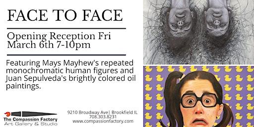 Face to Face: Mays Mayhew & Juan Sepulveda