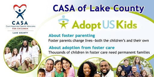 CASA of Lake County Information Session