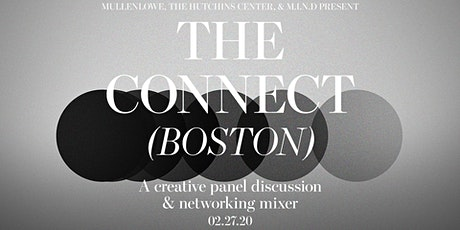The Connect: A Black History Month Creative Panel & Networking Mixer tickets