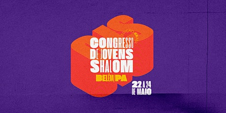 Congresso de Jovens Shalom - Belém ingressos