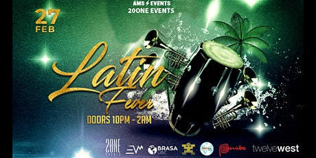 Latin Fever tickets