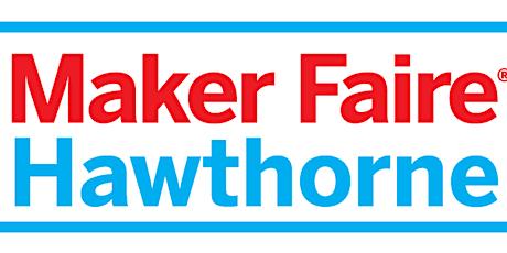 2020 Hawthorne Maker Faire tickets