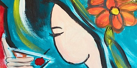 Paint Night in Annandale:  Big Hat, Cheers! tickets