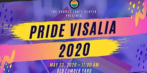 Pride Visalia 2020 VENDORS