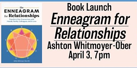 Enneagram Book Signing tickets