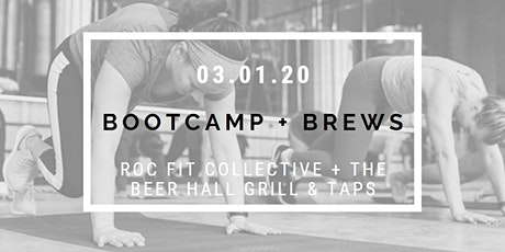 Bootcamp + Brews tickets