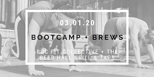 Bootcamp + Brews