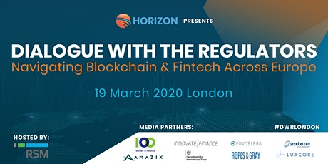 Dialogue with the Regulators: Navigating Blockchain & Fintech Across Europe tickets