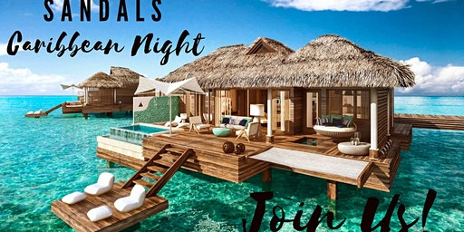 Caribbean Night with Sandals Resorts
