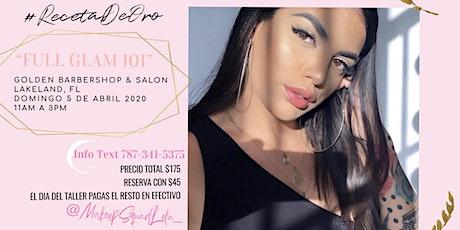 Taller de Auto Maquillaje 101 @bymakeupsquadlola_ tickets