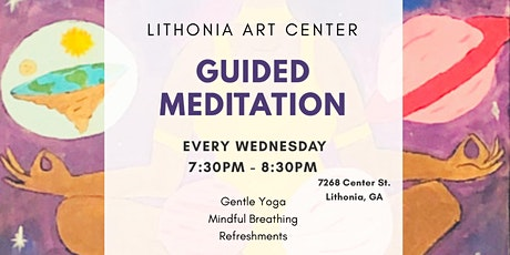 Guided Meditations tickets
