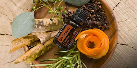 Essential Oil Intro Class and Immune Make & Take tickets