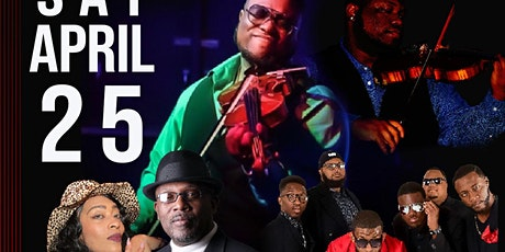 A Night of Soul Jazz and R&B LIVE featuring Dominique Hammons and The CITY tickets