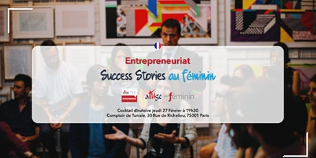 Entreprendre : Success Stories au féminin tickets