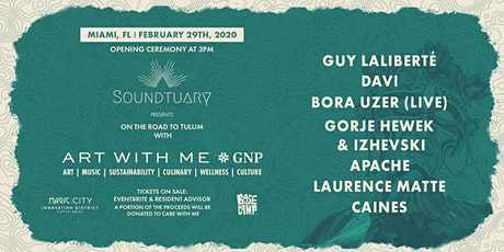 ✺  Art With Me Tulum x Soundtuary at Base Camp ✺ tickets
