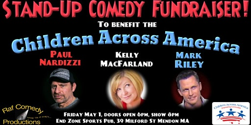 Children Across America Comedy Fundraiser