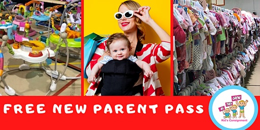 As They Grow Newark Free New Parent Pass