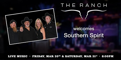 LIVE MUSIC with Southern Spirit tickets