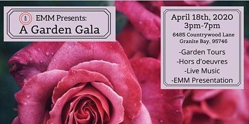 Everyone Matters Ministries Presents: A Garden Gala