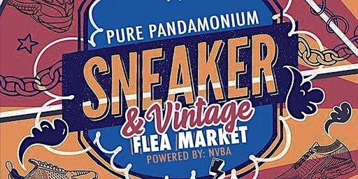 Pure Pandamonium Sneaker Flea Market (Free to Public)