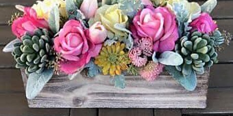 Spring Silk Flower Box tickets