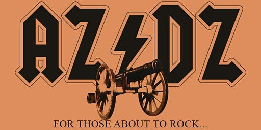 Uno Mas Cantina Presents AZ/DZ The Ultimate AC/DC Tribute