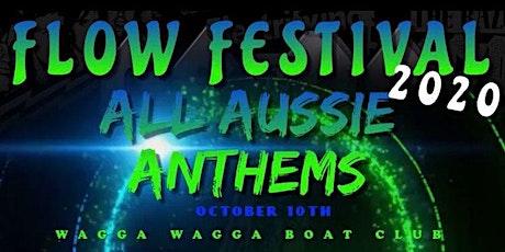 Flow Festival  2020 Aussie Anthems tickets