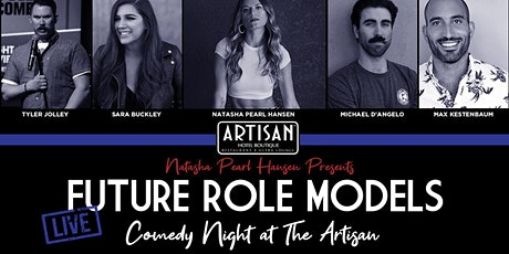 Comedy Night at The Artisan tickets