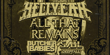 HELLYEAH: The Perseverance Tour (CANCELED) tickets
