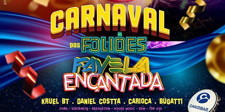 FAVELA ENCANTADA @ Candibar | Guestlist (Must Submit RSVP) tickets