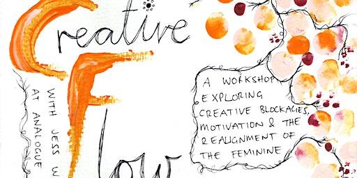 Creative Flow - A Jessica Walters Workshop