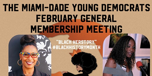 MDYD Celebrating Black History at the February Membership Meeting