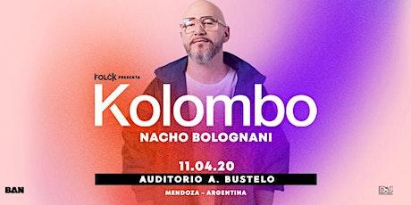 KOLOMBO en Mendoza entradas