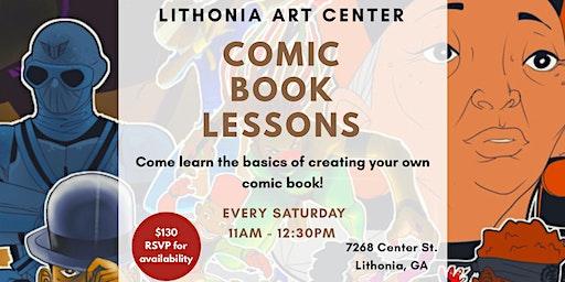 Comic Book Lessons