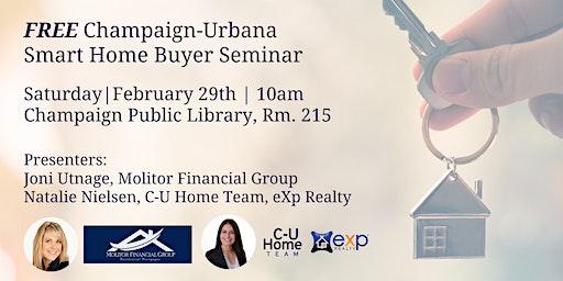 Champaign-Urbana Smart Home Buyer Seminar