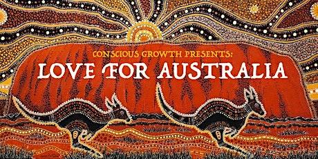 Love For Australia: A Bushfire Relief Benefit tickets