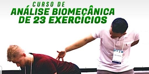 ANÁLISE BIOMECÂNICA DE 23 EXERCÍCIOS