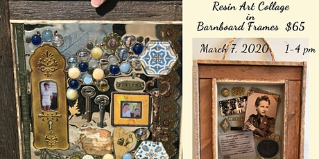 Resin Art Collage tickets