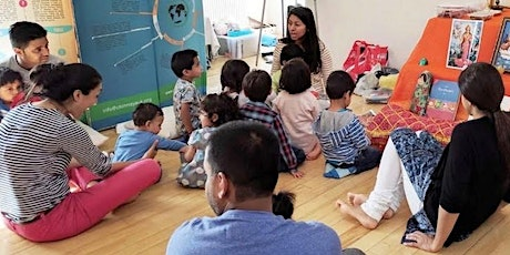 Chinmaya Mission Parent and Toddler classes in Croydon - Shishu Vihar tickets
