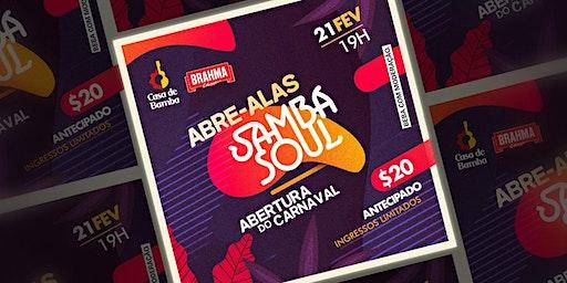 ABRE-ALAS SAMBASOUL