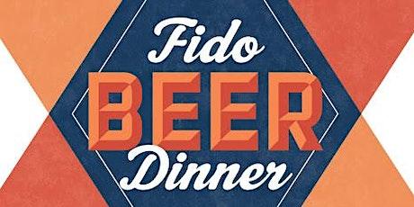Fido Beer Dinner tickets