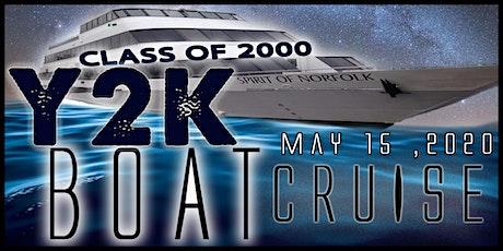 CLASS OF 2000 Y2K BOAT CRUISE HAMPTON ROADS CLASS REUNION tickets