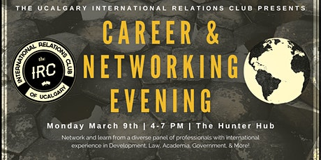2020 Career & Networking Evening tickets