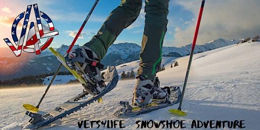Vets4Life Snowshoe Adventure