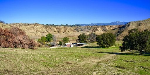 Party #14: Barn-Raising at  Gateway Ranch
