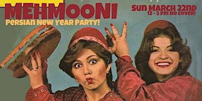 Mehmooni ~ Persian New Year Party! Persepolis Screening, Dance Party & More