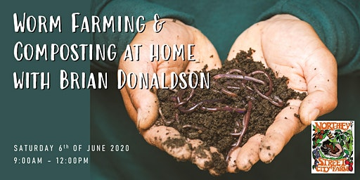 Worm Farming and Composting at Home with Brian Donaldson