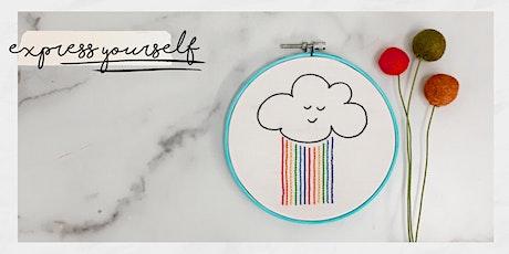 Tween & Teen Embroidery Workshop tickets