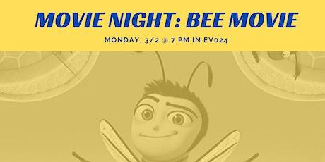 Spring Break Movie Night: Bee Movie tickets
